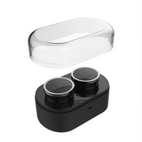 Wholesale True Wireless Earphone Bluetooth Sports Headsets Earbud Mini Universal Twins Headphones With Retail Packaging
