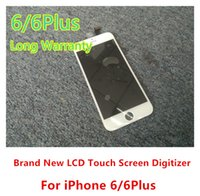 apple branded iphone parts - NEWEST Brand NEW LCD Display Touch Screen Digitizer Replacement Parts For iPhone inch P Plus