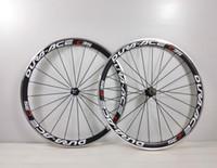 racing bicycle - 2016 alloy brake surface DA C35 c mm rim k carbon road bike wheels racing clincher bicycle wheelset mavic cosmic for road bike frame