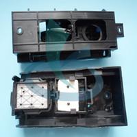 Wholesale Eco solvent dx5 printhead Mimaki jv33 JV5 cjv30 head assembly capping station Mimaki JV33 cap for sale