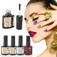 best base coat nail polish - 1 Bottle floz ml UV LED Soak Off Gel Color Gloss Nail Polish Art HighCoat Base Coat Best Quality