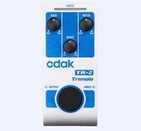 Wholesale GGEC odak TR odak Effectors Guitar Effect Pedal Soft Distoration guitar effects pedals OEM guitar pedal factory direct sell