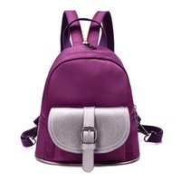 Wholesale 2016 New arrival women chest pack waterproof oxford backpack handbags women bags fashion casual tote bags