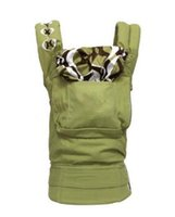 baby hip carriers - New design Sangria Designer Collection Front and hip back carry organic cotton baby carrier kids Slings child wrap hipseats