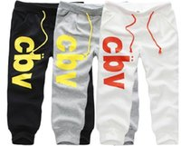 Wholesale shorts mens sexy running sports boxer shorts Trunks Dance Jogging Harem Slacks Hip Hop gym Baggy Harem Sweatpants Cotton blends