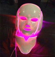 ac mask - Led Mask colors Facial Mask Photodynamics PDT Skin Rejuvenation Anti Aging