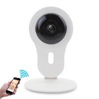 Wholesale 720P HD Mini Smart P2P Wifi IP Camera Night Version IR cut Phone APP Remote CCTV Security Surveillance Camera Onvif Mini Cam