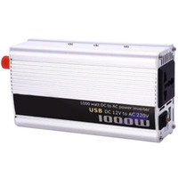 Wholesale 2006 High converting efficiency W Power Inverter DC V AC V Car Converter Electronic USB Port
