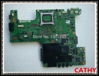 Wholesale 48 W002 PT113 Laptop motherboard For Dell inspiron Mainmotherboard MB W002 motherboard motherboard toshiba