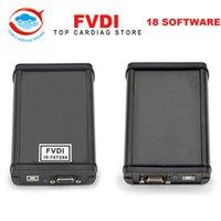 Wholesale New Arrival FVDI Full Version Including Software FVDI ABRITES Commander FVDI Diagnostic Scanner in stock