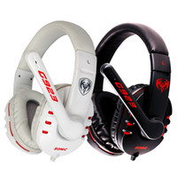 Wholesale Somic G923 Surrounded Sound Game Headset Computer Headset Over Ear Headphone with Mic Volume Control for PC Gamer
