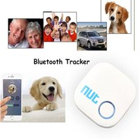 Wholesale Nut No Smart Bluetooth Anti lost Tracker Tracking Wallet Key Tracer Finder GPS Locator Finder Finding Anything for Ios android