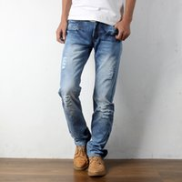 Wholesale Men Jeans Religious Luxury Brand Denim Trousers Straight Style Balmai Mens Biker Jeans Jeans Hombre