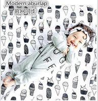 Wholesale Kids INS muslin Swaddles modern burlap blankets baby ins wraps Newborn INS Manta de bebe Organic Cotton Muslin Bath Towels Parisarc A435