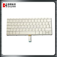 achat en gros de a1211 macbook-100 pcs Ru Clavier Pour Macbook A1260 A1226 A1211 A1250 Clavier russe Clavier d'origine