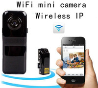 Wholesale Wireless WiFi Mini Camera HD IP Motion Camcorder spy Espia Micro Security Action Video Portable Hidden Cam