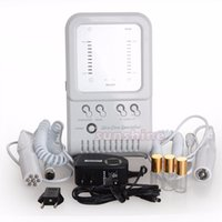 Wholesale No needle Mesotherapy RF Skin Facial Promotion Electroportion Wrinkle Removal Skin Tighten Anti Acne Mesotherapy Needles Beauty Equipment