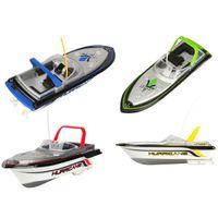 Wholesale Happy Cow Remote Control Mini RC Racing Boat Model
