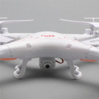 Wholesale RC Helicopter Syma X5C X5C Explorers Quadcopter CH GHz Axis GYRO MP Remote Control Quad Copter Drone with HD Camera