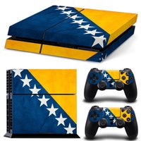 Cheap for ps4 sticker Best Decal Skin For Ps4 console Cover