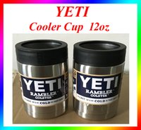 beer packages - YETI oz Cup Cooler Yeti Rambler Tumbler Vehicle Beer yeti Mug Tumblerful Bilayer Vacuum Insulated Stainless Steel with package