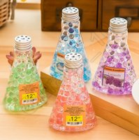 Wholesale Crystal Beads Air Freshener Scented Fragrance Aromatherapy Energy Odor Eliminator Car Home Deodorizing Scents Air Freshener LJJQ66