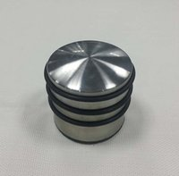 Wholesale Stainless Steel Door Stopper Inox Door Stopper Weight g with Rubber Ring Color Box Packing One Piece