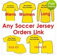 Wholesale 2016 Soccer Jersey AC Milan camisetas de futbol Football Shirts Man shirts kids woman tracksuits jacket and sweater