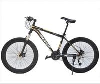 GIGANTE bicicletas de montaña 777 870 cambio de engranaje de doble disco 21 Velocidad 26 pulgadas de color múltiple hombres bicicleta carretera ciclo de la mujer el envío libre