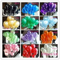 Wholesale g Balloon Ball Helium Inflable Giant Latex Balloons For Wedding Birthday Party Decoration