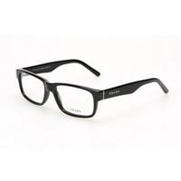 Wholesale 2016 luxury brand designer women eyeglasses optical prescription frames clear lens eye glasses frames for men male with original box logo