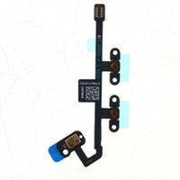 air switch button - Volume Switch on off Button Microphone Mic Flex Cable Ribbon for iPad air A1566 A1567 repair parts replacement
