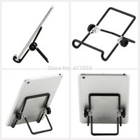 Wholesale 1PC New High Quality180 Degree Adjustable Foldable Tablet PC Stand Holder for inch Tablet PC