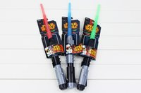 adult pvc figures - Star Wars Weapons kids toys lightsaber PVC cction figure toys star wars lightsaber kids adult fans gifts cosplay
