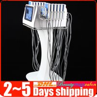 Wholesale Professional mw Diode Lipo Laser nm LLLT Lipolysis Fat Removal Body Contour Slimming Weight Loss Machine