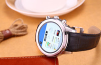 apple market - 10 dhl free new touch sreen G WIFI dual bluetooth android android market smart dual core watch phone X5