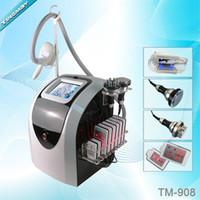 Wholesale Cryo Lipolysis Lipolysis Cryo cavitation lipo laser cryolipolysis slimming machineTM