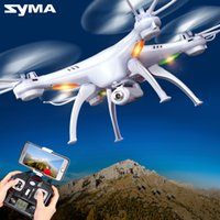 angling times - Syma X5SW WIFI RC Camera Drone Original G remote control FPV Real Time transmission RC helicopter with HD camera