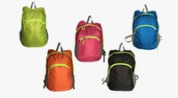Wholesale 20L men and women leisure sports shoulder bag the latest spring fashion bag nylon backpack