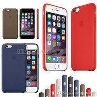 Wholesale Fashion Official luxury Original Copy Utral Slim Pu Leather Case Cover For iphone S quot Plus quot SE s With No Package