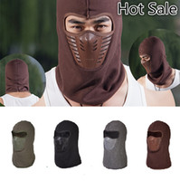 Wholesale New Fashion Multi Function Ski Sport Motorcycle Biker Scarf Face Masks Outdoor Masks Sports Masks B0871