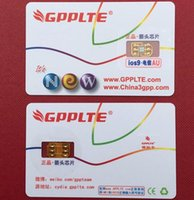 Wholesale DHL Free HOT GPP GPPLTE unlock for iphone s s plus plus s c AU SB Sprint softbank gsm cdma g g ios ios ios