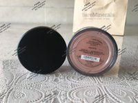 Wholesale Bare Makeup Minerals Foundation powder Blush Blusher vintage peach cheerful golden gate laughter warmth