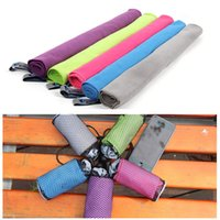 Wholesale Portable Quick drying Towel Popular Beauty BLUEFIELD Microfibre Towel Outdoor Sports Camping Travel Towel