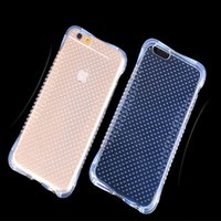 For Apple iPhone apple seconds - Transparent Air Bladder The second Generation Case For Iphone plus samsung S7 S7 Edge Soft Shockproof Case for Xiao MI HUWAI OPPO MEIZU