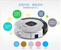 Wholesale household automatic sweeping robot phone slim remote control