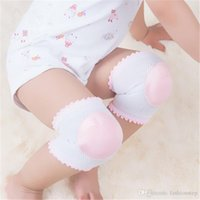 Wholesale Baby knee caps kids leg warmer toddler elbow pad fruit apple breathable kneepads