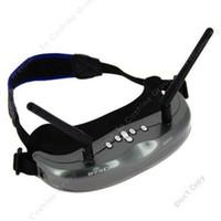 Wholesale BOSCAM Storm Goggle GS922 FPV G CH Div AIO DVR Wireless Dual Receiver