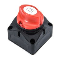 Wholesale BEP Battery Switch Marine A Car Boat knob Disconnect Cut Off Rotary Isolator Protector Adapter yacht Master YA265 SZ