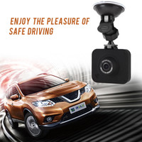 Wholesale US Stock Novatek Chip Full HD P Car DVR Vehicle Camera Video Recorder Dash Cam G sensor View Angle Night Version